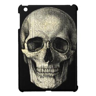 Funda Para iPad Mini Cráneo del periódico