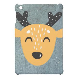 Funda Para iPad Mini Deer Face