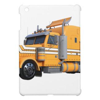 Funda Para iPad Mini Del naranja tractor remolque semi