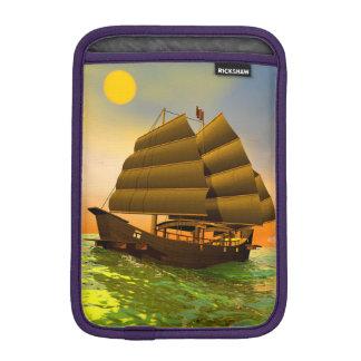 Funda Para iPad Mini Desperdicios orientales por puesta del sol - 3D