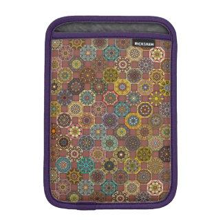 Funda Para iPad Mini Diseño abstracto colorido del modelo de la teja
