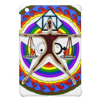 Funda Para iPad Mini Diseño del escudo