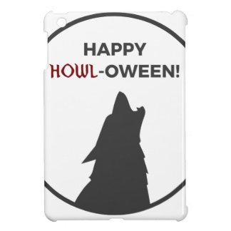 Funda Para iPad Mini Diseño feliz de Halloween del hombre lobo del