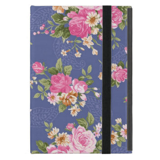 Funda Para iPad Mini Diseño floral hermoso
