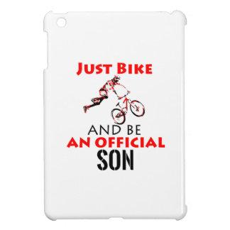 Funda Para iPad Mini diseño fresco de la bici del monthain