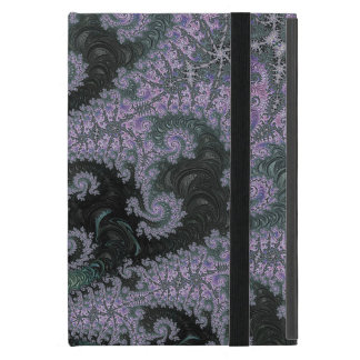 Funda Para iPad Mini Diseño púrpura del caso del iPad del vagabundo