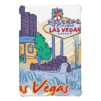 Funda Para iPad Mini Diversión de Las Vegas en The Sun