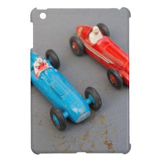 Funda Para iPad Mini Dos coches del juguete del vintage