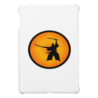 Funda Para iPad Mini Dos espadas