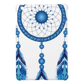 Funda Para iPad Mini Dreamcatcher azul