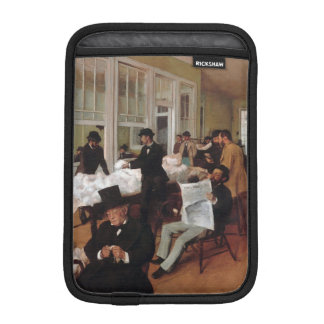 Funda Para iPad Mini EDGAR DESGASIFICA la oficina del algodón de A en