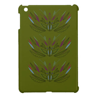 Funda Para iPad Mini Edición del verde de aceitunas