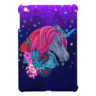 Funda Para iPad Mini Ejemplo mágico violeta lindo de la fantasía del