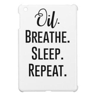 Funda Para iPad Mini el aceite respira la repetición del sueño -