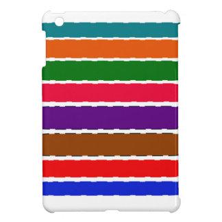 Funda Para iPad Mini El arco iris colorido elegante corta el modelo