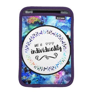 Funda Para iPad Mini El arte es individualidad