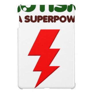 Funda Para iPad Mini El autismo es superpoder, niños, niños, importa de