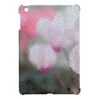 Funda Para iPad Mini El Cyclamen florece el mosaico