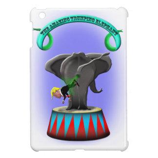 Funda Para iPad Mini el elefante trumping que sorprende