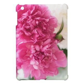 Funda Para iPad Mini El Peony florece bosquejo del primer