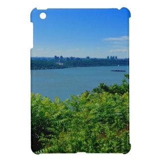 Funda Para iPad Mini El río Hudson con NYC