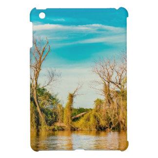 Funda Para iPad Mini El río Paraná, San Nicolas, la Argentina