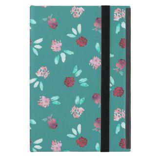 Funda Para iPad Mini El trébol florece la mini caja del iPad sin