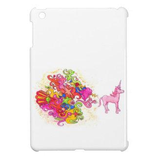 Funda Para iPad Mini El unicornio Fart