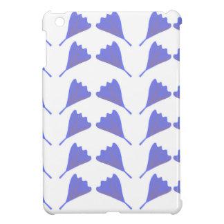 Funda Para iPad Mini Elementos del azul de los Gingkos