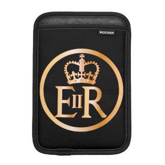 Funda Para iPad Mini Emblema del reinado de Elizabeth