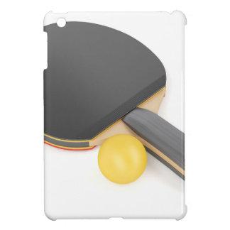 Funda Para iPad Mini Estafa y bola de tenis de mesa