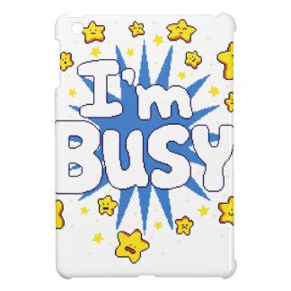 Funda Para iPad Mini Estoy ocupado