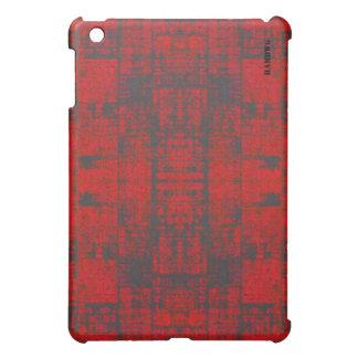 Funda Para iPad Mini Estuche rígido   de HAMbyWG - rojo apenado