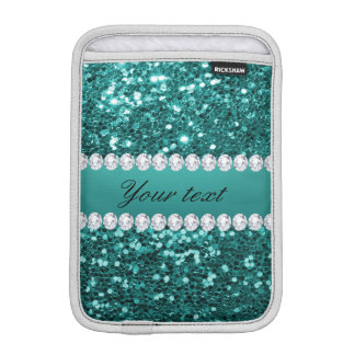 Funda Para iPad Mini Falso brillo y diamantes del trullo elegante