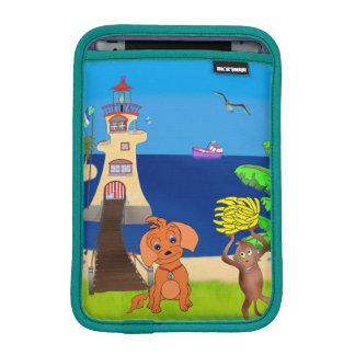 Funda Para iPad Mini Faro feliz por los Happy Juul Company