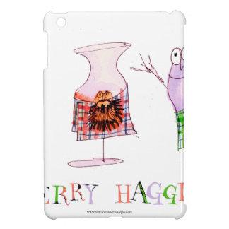 Funda Para iPad Mini felices haggis