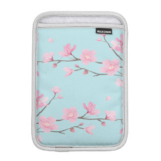 Funda Para iPad Mini Flor de cerezo - azul de cielo