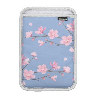 Funda Para iPad Mini Flor de cerezo - azul de la serenidad
