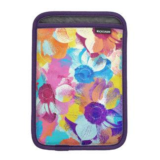 Funda Para iPad Mini Flor pintada acuarela vibrante de la anémona