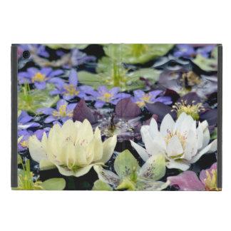 Funda Para iPad Mini Flores coloridas de los hellebores