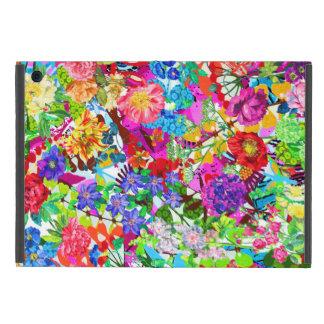 Funda Para iPad Mini Flores mágicas coloridas lindas