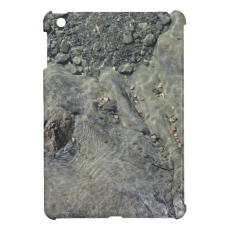 Funda Para iPad Mini Fondo del mar rocoso a través de la agua de mar
