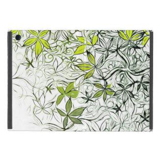 Funda Para iPad Mini Fondo floral moderno 234