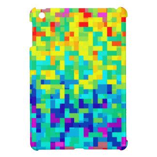 Funda Para iPad Mini Fondo inconsútil del modelo del pixel como