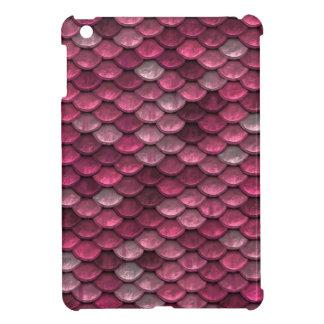 Funda Para iPad Mini Fondo rosado de Snakeskin