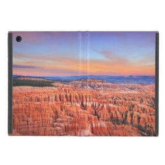 Funda Para iPad Mini Foto de la puesta del sol del desierto del