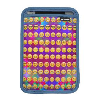 Funda Para iPad Mini Galaxia Emojis