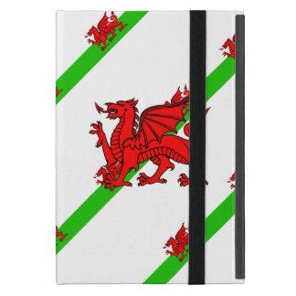 Funda Para iPad Mini Galés raya la bandera