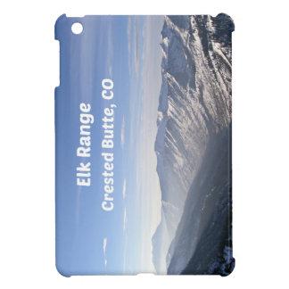 Funda Para iPad Mini Gama de los alces, mota con cresta, CO
