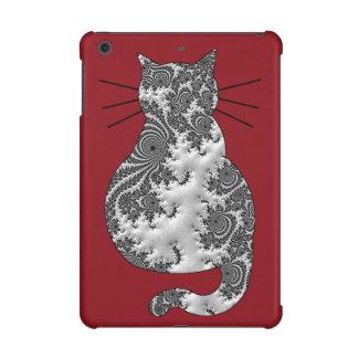 Funda Para iPad Mini Gato de la fantasía 3 D